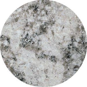 Granito em Curitiba Diamoond White